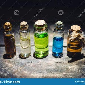 Amestecuri de uleiuri esentiale